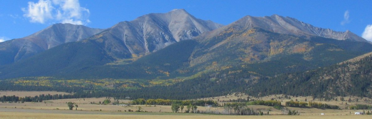 Mt. Princeton, Colorado
