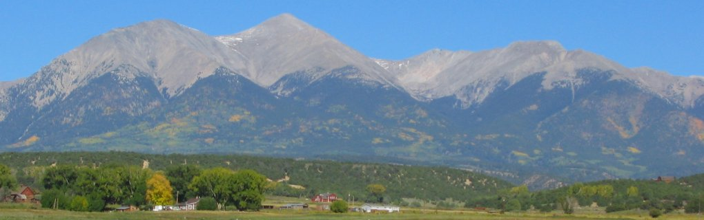Mount Shavano, CO