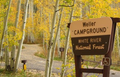 Weller Campground, Colorado
